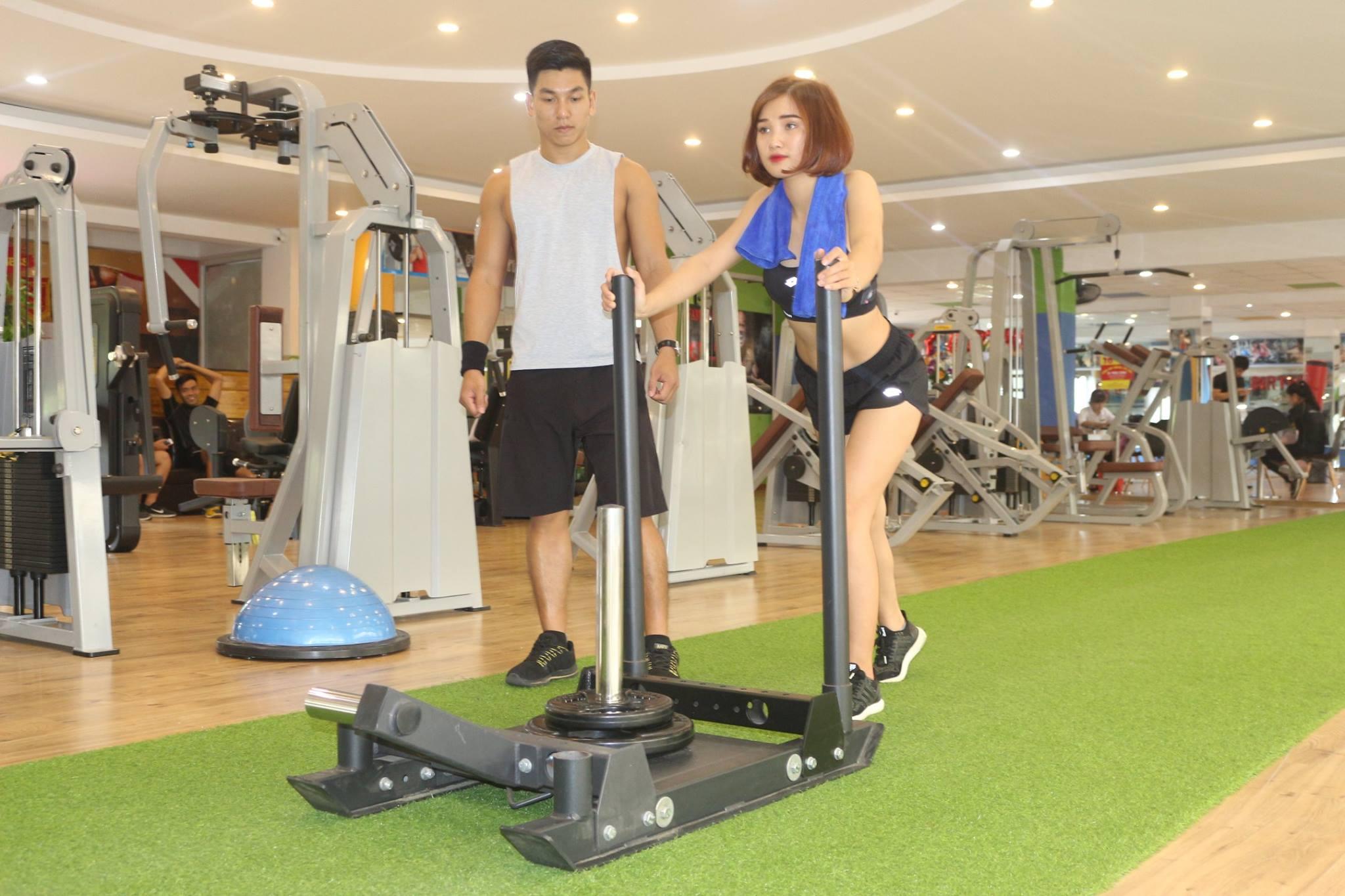 Image result for Phòng tập Gym FLC Vĩnh Phúc